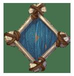 Trolls Bridge 2 video slot - Blue Diamond symbol