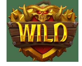 Trolls Bridge 2 video slot - Wild symbol