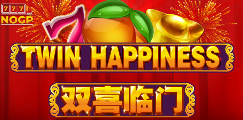 Twin Happiness slot logo