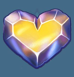 Wild Cats Multiline video slot - Hearts symbol