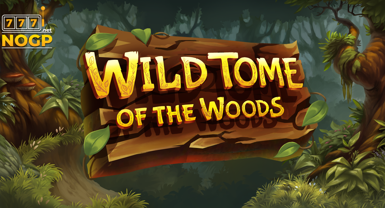 Wild Tome of the Woods video slot van Quickspin