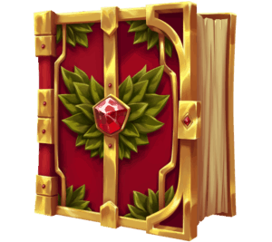 Wild Tome symbool