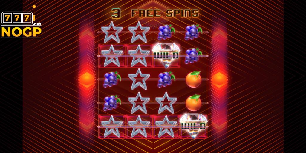 Win Escalator video slot - Gratis spins feature