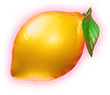 Win Escalator video slot - Lemon symbol