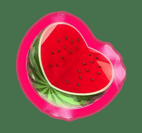 Win Escalator video slot - Water melon symbol