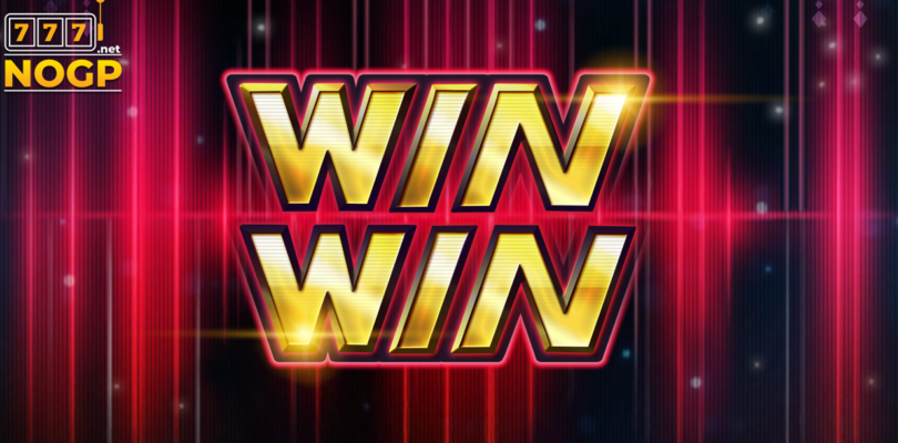 Win Win video slot logo