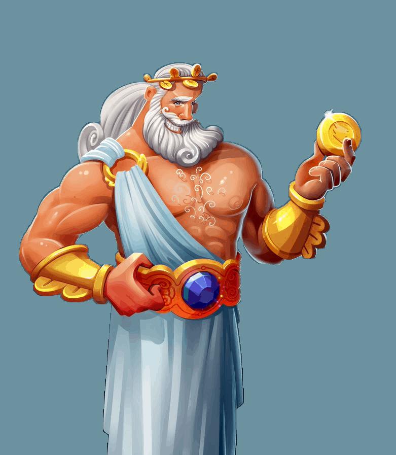 Casino Gods character