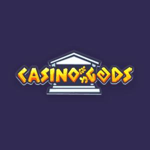Casino Gods logo round