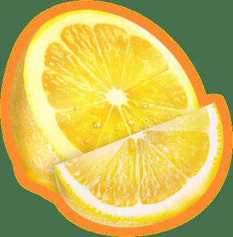 Inferno Joker video slot - Lemon symbol
