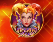 Inferno Joker video slot logo