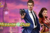 Mission Cash video slot logo