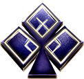 Mystic Wheel video slot - Clubs symbol