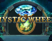 Mystic Wheel video slot logo