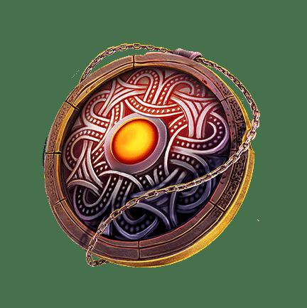 Mystic Wheel video slot - Pendant symbol
