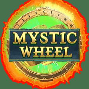 Mystic Wheel slot scatter symbol