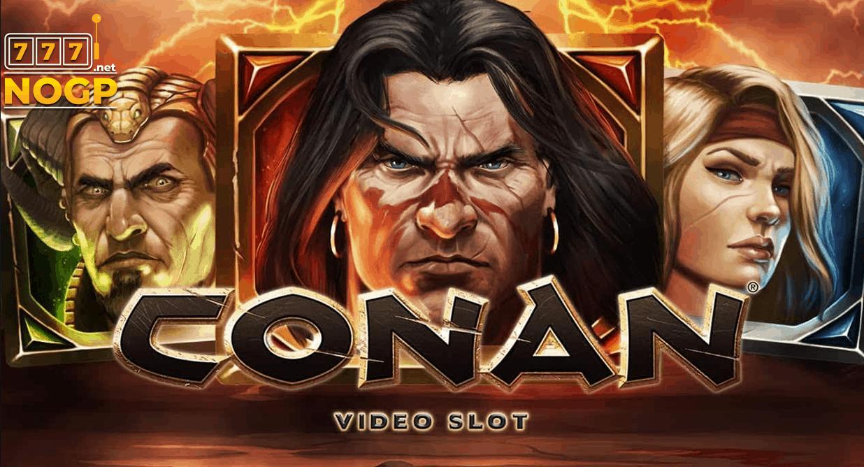 Conan video slot van NetEnt