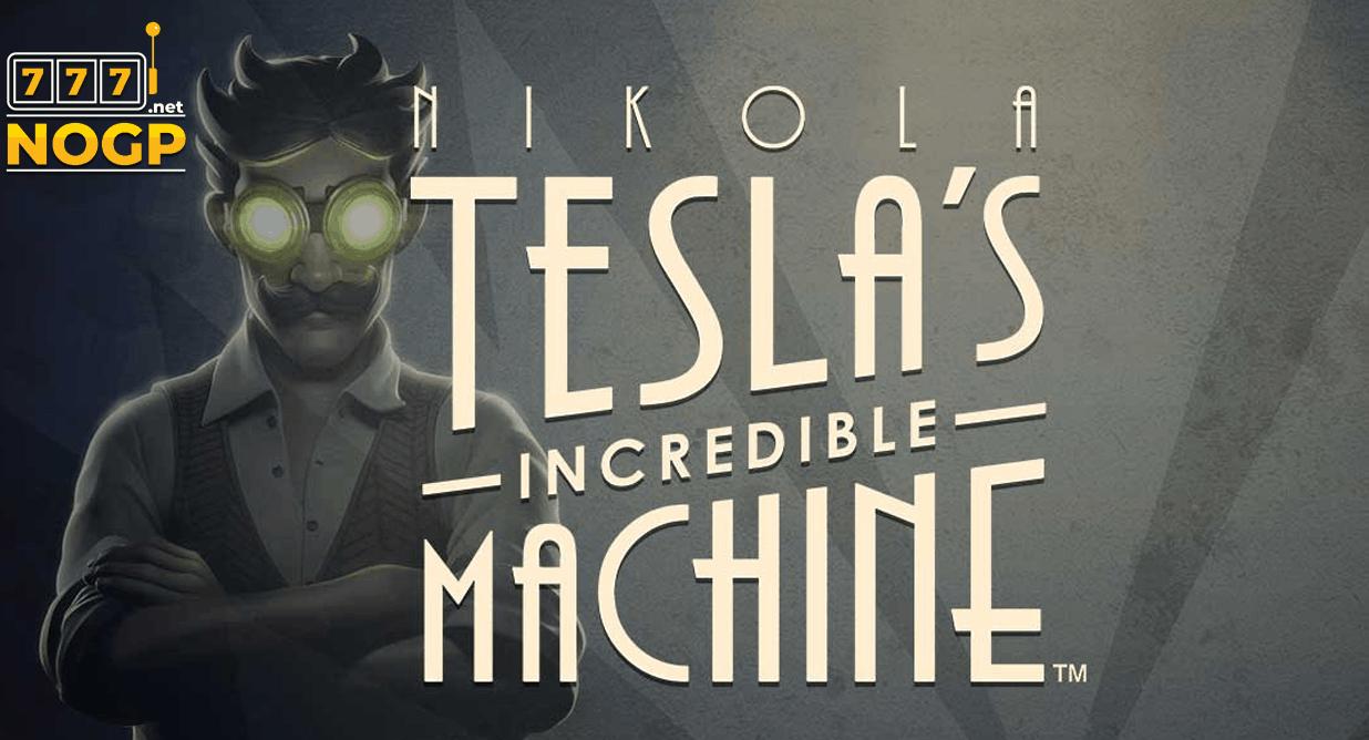 Nikola Tesla's Incredible Machine video slot van Yggdrasil