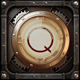 Nikola Tesla's Incredible Machine video slot - Q symbol