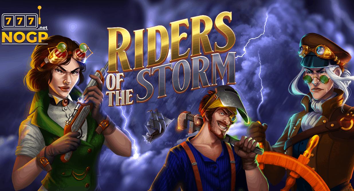 Riders of the Storm video slot van Thunderkick
