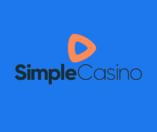 Simple Casino logo vierkant