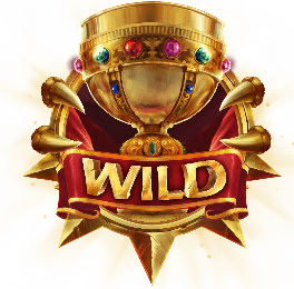 The Sword and the Grail video slot - Wild symbol