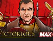 Victorious MAX videoslot logo