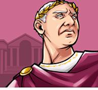 Victorious (MAX) video slot - Caesar symbol