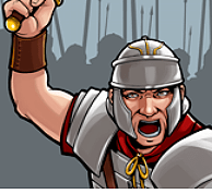 Victorious (MAX) video slot - Legionary symbol