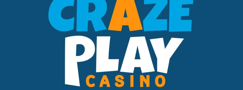 Tien redenen om te gokken bij CrazePlay