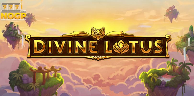Divine Lotus video slot logo