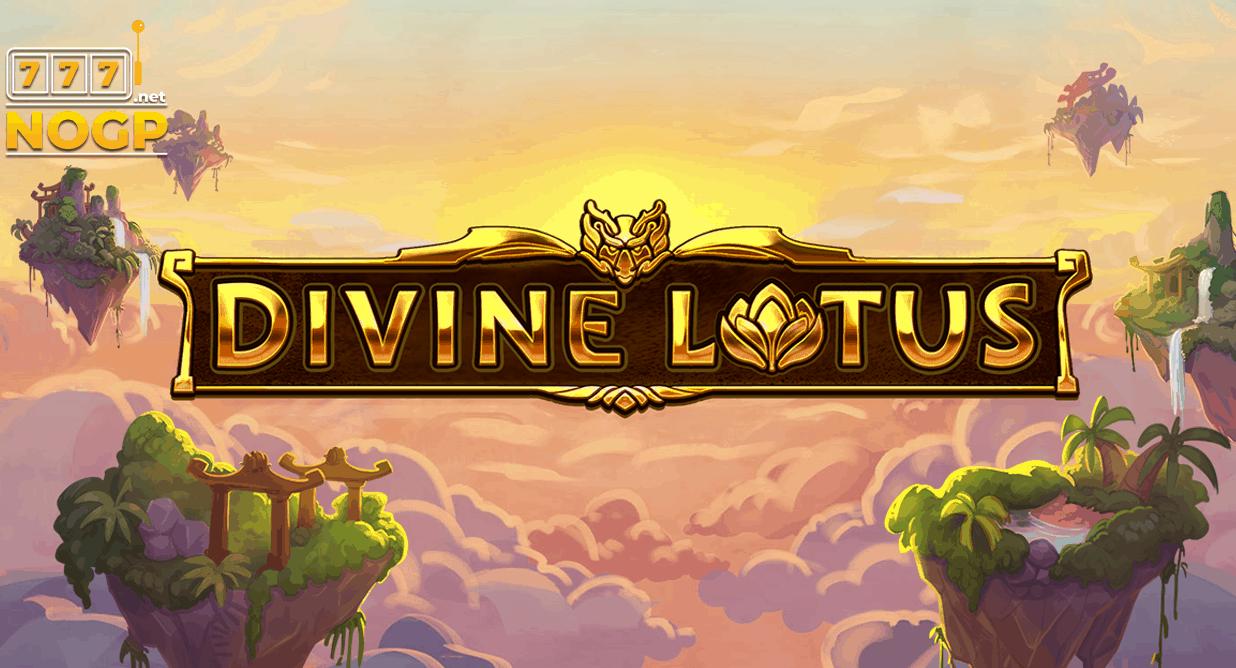 Divine Lotus video slot van Thunderkick
