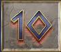 Gods of Olympus video slot - 10 symbol