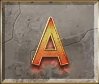 Gods of Olympus video slot - A symbol