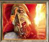 Gods of Olympus video slot - Ares symbol
