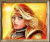 Gods of Olympus video slot - Athena symbol