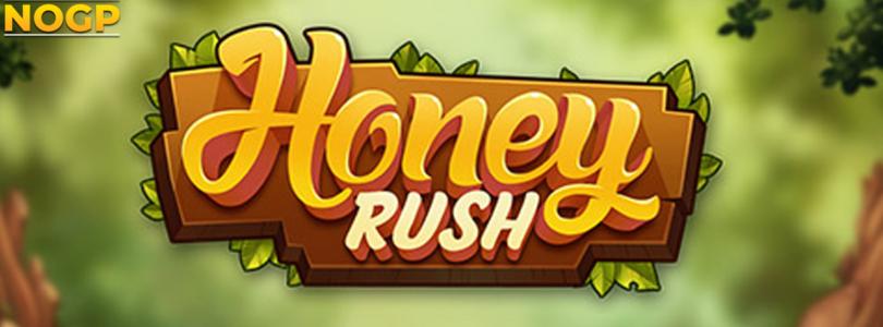 Honey Rush video slot logo