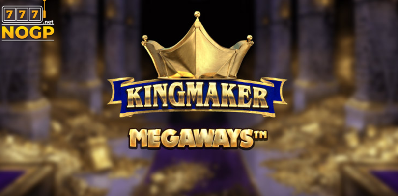 KingMaker Megaways slot logo