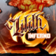 Lilith's Inferno video slot logo