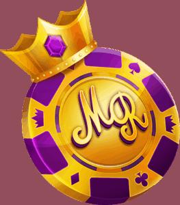 Golden Mega Rise chip symbol
