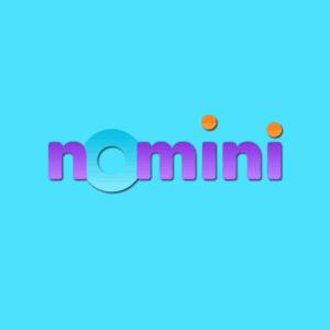 Nomini Casino logo round