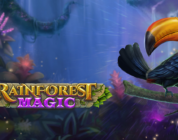 Rainforest Magic video slot logo