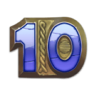 Rise of Dead video slot - 10 symbol