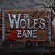 The Wolfs Bane video slot logo
