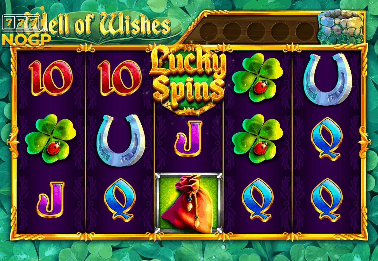 Red Tiger's Well of Wishes slot