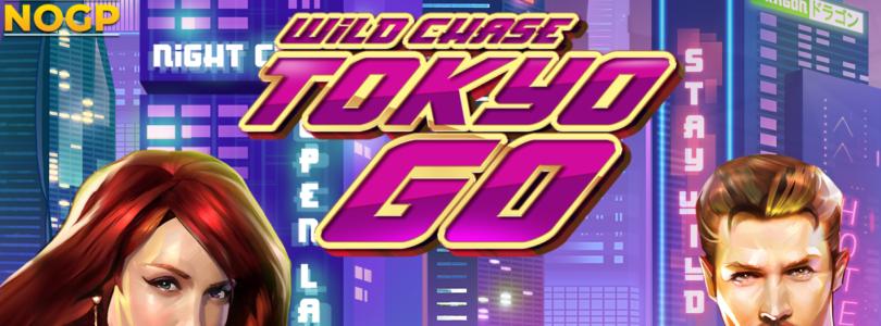 The Wild Chase Tokyo Go video slot logo