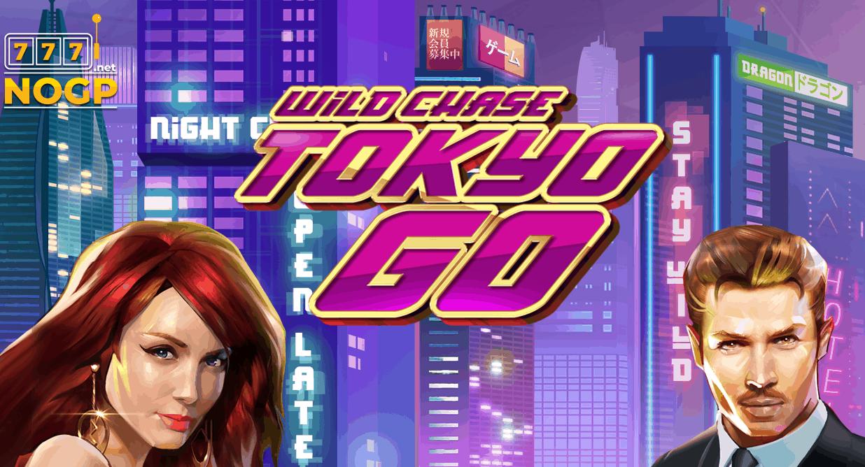 Tokyo Go video slot van Quickspin