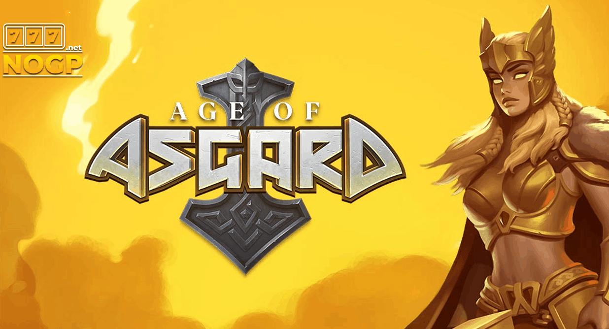 Age of Asgard video slot van Yggdrasil