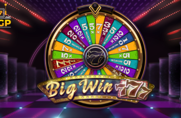 Big Win 777 video slot logo