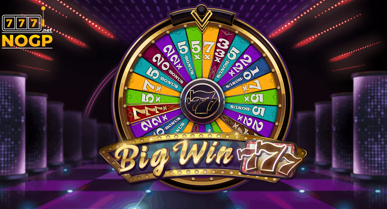Big Win 777 video slot van Play'n GO