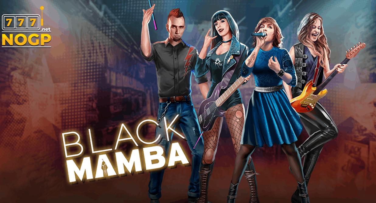 Black Mamba video slot van Play'n GO